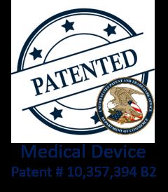 StomaGenie Patented Logo